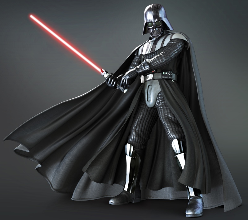 Darth Vader xxx