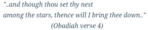 Obadia 4